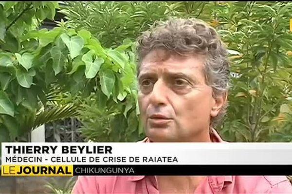Chikungunya : Raiatea et Bora Bora en alerte