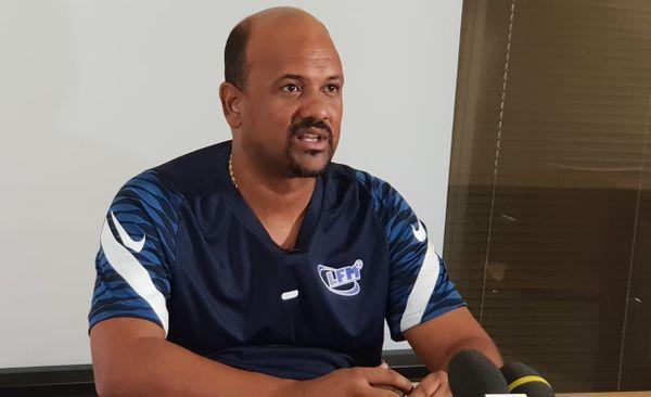 Mario Bocaly, sélectionneur de Martinique