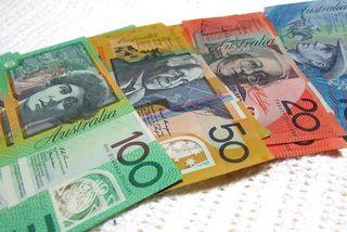 Monnaie Australie. Billets