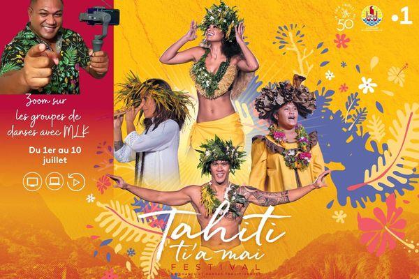Festival Tahiti ti'a mai : zoom sur les groupes de danses avec MLK