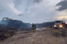 Il a fallu 13 jours aux pompiers, pour venir à bout de l'incendie qui s'est déclaré le 27 septembre 2021.