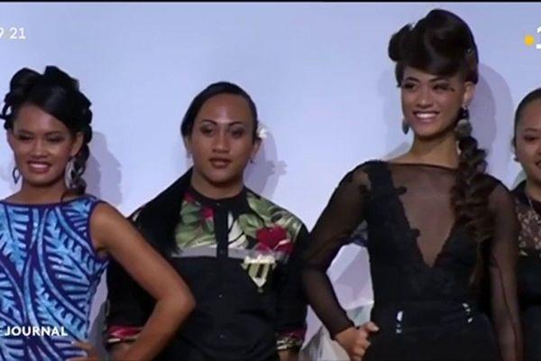 Retour gagnant pour les apprenties coiffeuses de Mahina