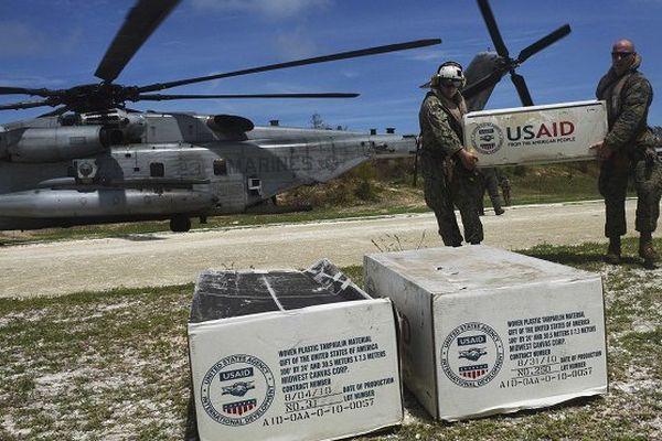 Aide alimentaire  Haïti