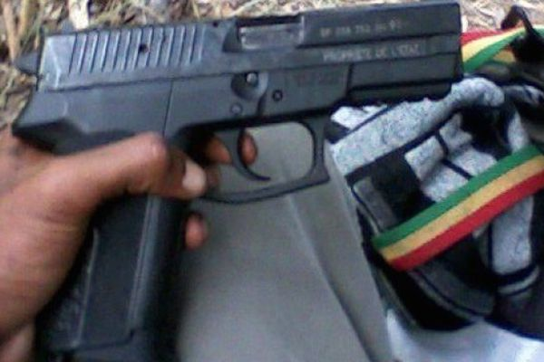 arme volée
