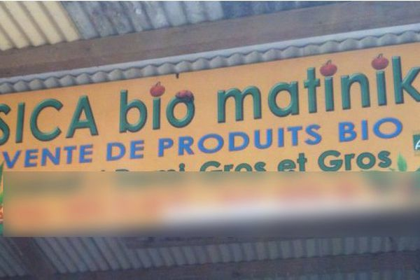 Sica bio Matinik à Ajoupa Bouillon