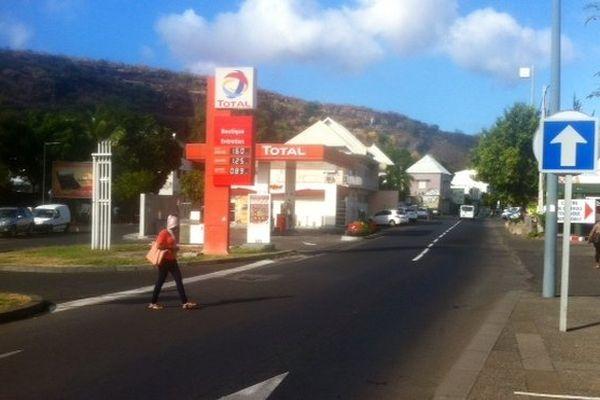 grève dans les stations services