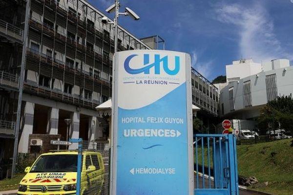 Le site Nord du CHU de La Réunion.