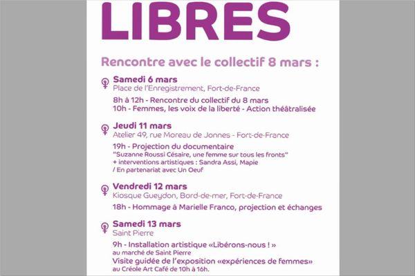 8 mars 2021 / RDV Culture Egalité