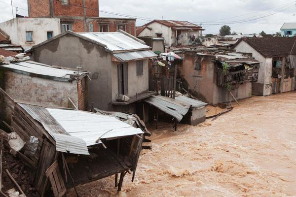 inondations Madagascar