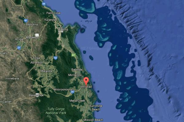 Glissement de terrain Australie