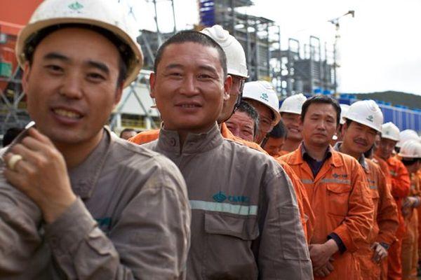 ouvriers du nickel