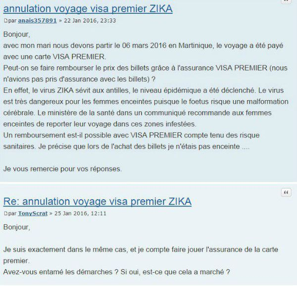 forum zika