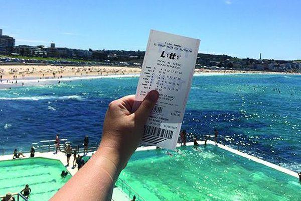 Australie lotterie