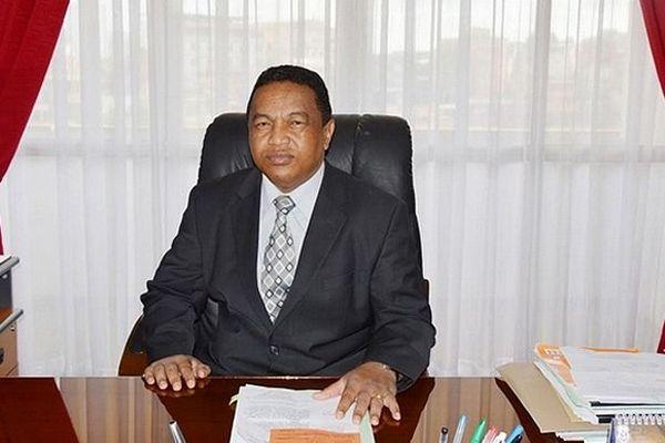 Raoul Arizaka Rabekoto, président de la Fédération Malgache de Football 2020