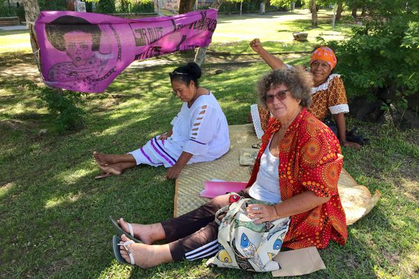 Femmes GFKEL, le groupe des femmes kanak et exploitées en lutte