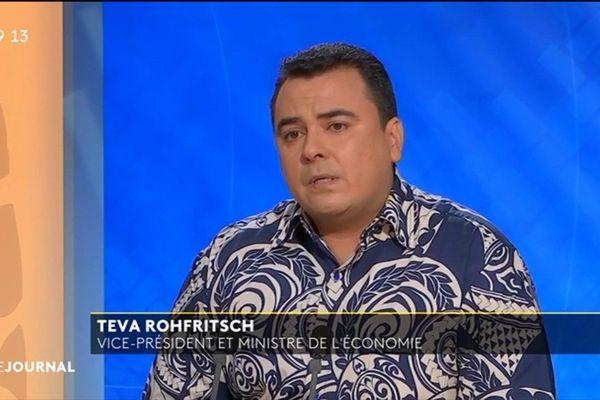 L'invité du journal Teva Rohfritsch