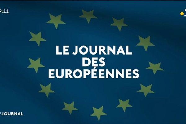 Le journal des européennes du 14 mai 2019