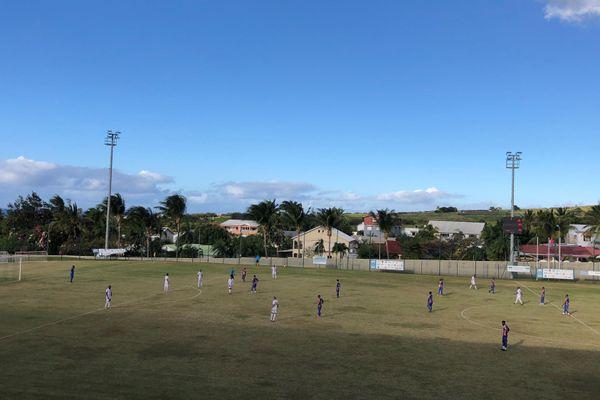 Match régionale 1 Sainte Marie - Sdefa