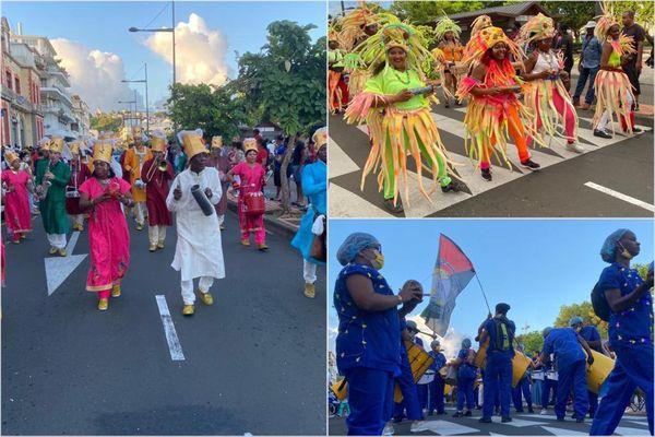 Parade / carnaval / festival / groupes