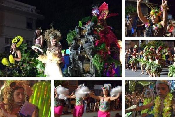 Mosaïque carnaval 2019