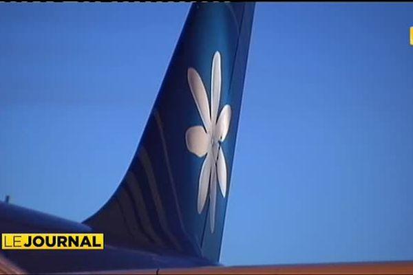 Air Tahiti Nui dans le ciel des Caraïbes