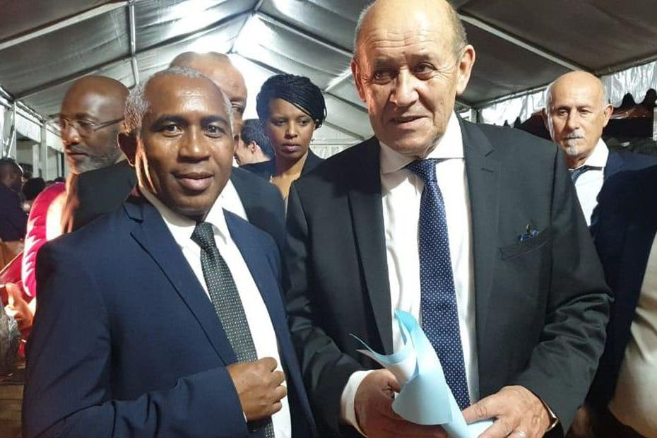 Le président du conseil départemental s'inquiète d'une éventuelle baisse des dotations européennes : il en appelle à Jean-Yves Le Drian - Mayotte la 1ère