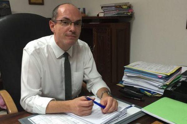 Joel Garrigue procureur de la République