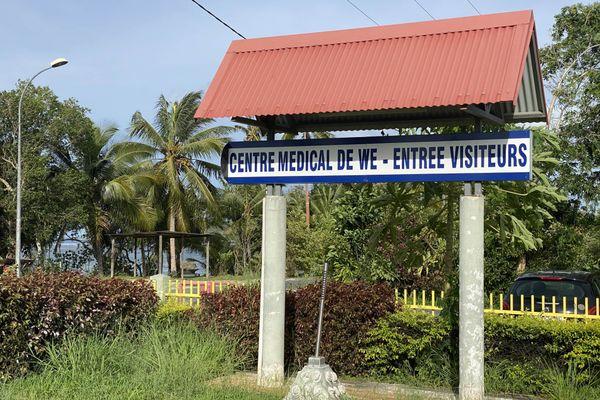 Centre médico social Lifou Wé