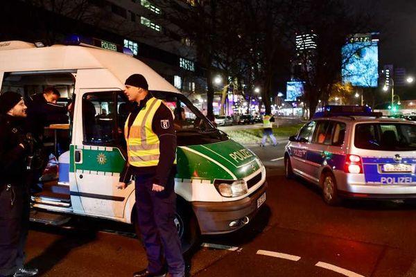 Berlin : un camion fonce dans la foule
