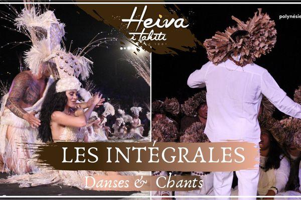 Heiva : les intégrales danses et chants