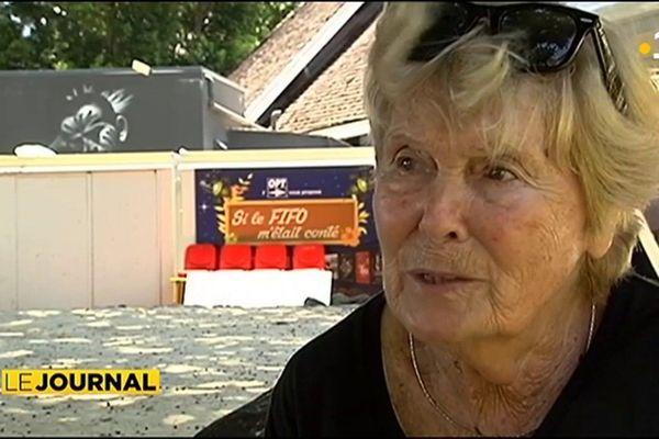 Au cœur du FIFO : Michèle de Chazeaux :  un visage, une voix, une mémoire