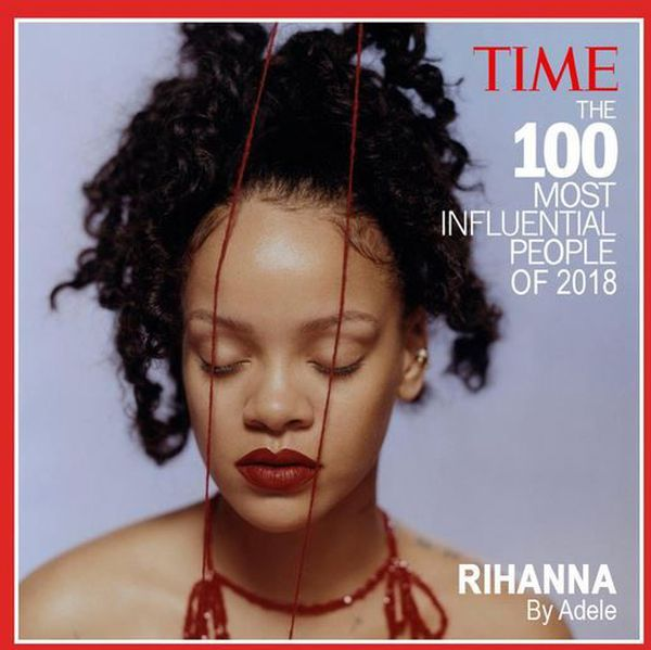 Rihanna Time magazine