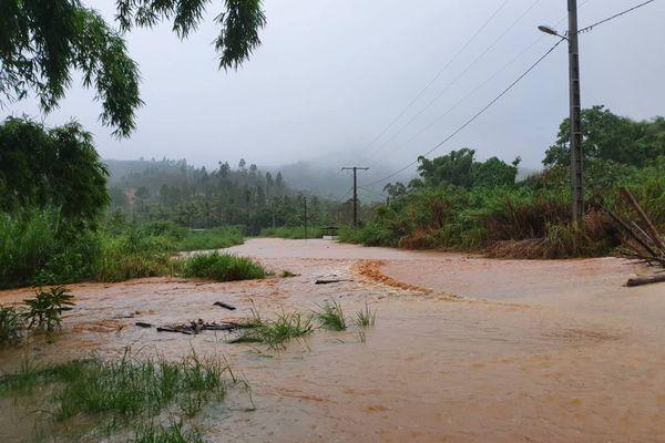 Inondation Houaïlou