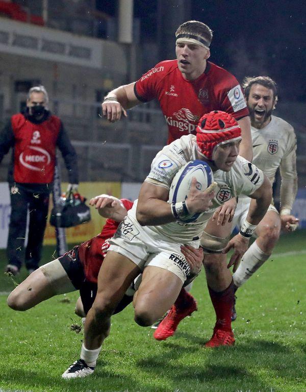 Rugby Selevasio Tolofua