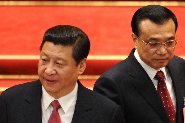 Le Président et le Premier ministre chinois