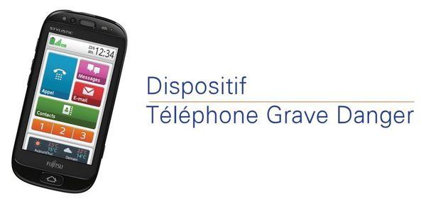 Violences conjugales : le Téléphone Grave Danger (TGD)