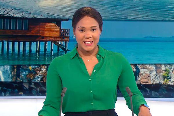 Kessi Weishaupt Tahi Hebdo Outre-mer du 25 septembre 2021