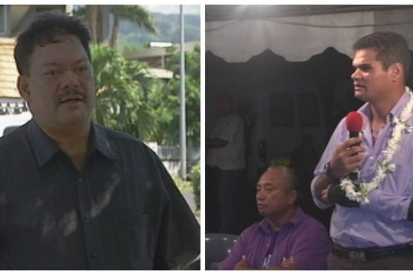Gustave Heitaa et Teiva Manutahi privés d'élections