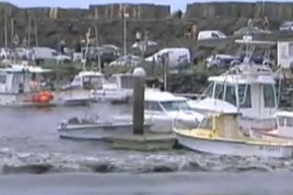 Tsunami (2004) retour à Sainte-Marie