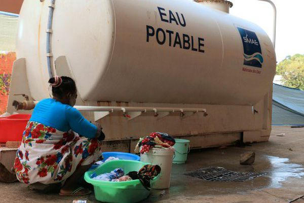 Mayotte sécheresse