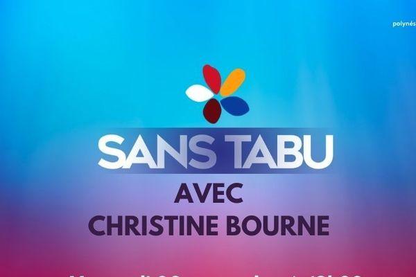 Sans tabu avec Christine Bourne