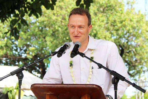 Marc Tschiggfrey, secrétaire général du Haut comiissariat