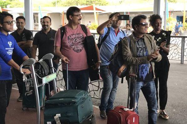Bharati 2 suite et fin de l'arrivée