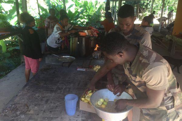 rimap aide cuisine kouaoua