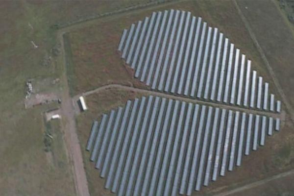 VOH : Centrale photovoltaïque