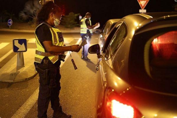 Couvre-feu et confinement: des contrôles menés à La Réunion