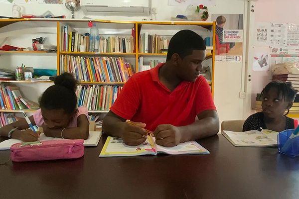 Filme l'avenir en Guadeloupe