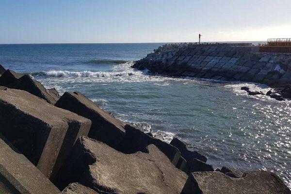 port de sainte-marie chenal travaux ensablement pêcheurs 080621