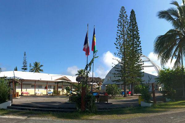 Lycée des îles, Luecila, Lifou