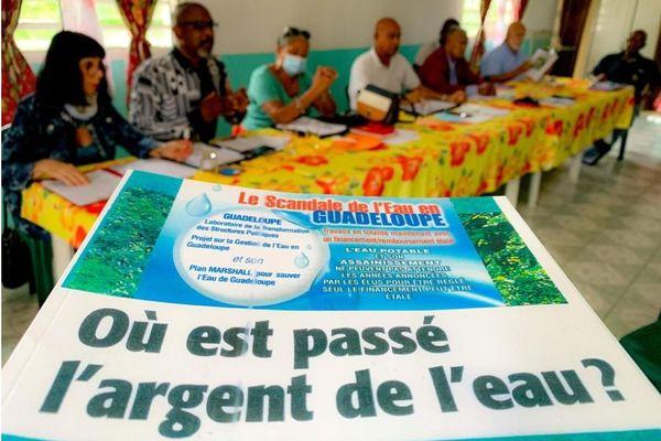 Réunion des associations des usagers de l'eau - 25.07.2020